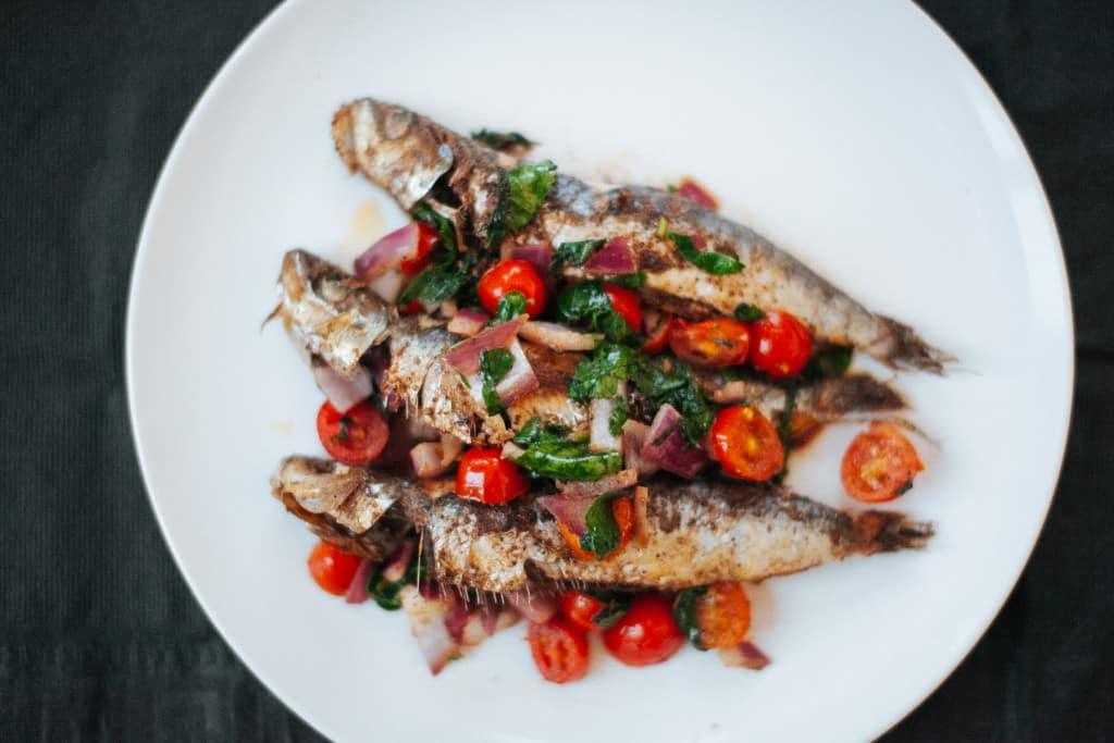 Jerk Seasoned Sardines